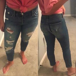 Hollister Ripped l Jeans